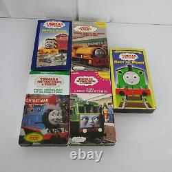 17 Thomas & Friends The Tank Train Engine VHS Video Tapes USA
