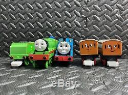 1992 Vintage Tomy Train Set Bundle Thomas the Tank, Annie & Clarabel & Henry