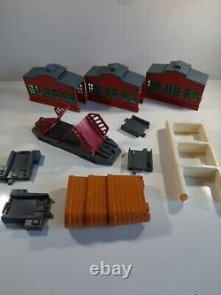 1995 Tomy Thomas & Friends Giant Train Set Motorized Road & Rail System Railroad