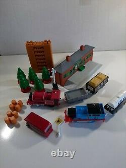 1995 Tomy Thomas & Friends Giant Train Set Motorized Road & Rail System Railroad