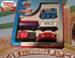 1999 First Edition 5-car Train Pack Hard At Work Thomas Troublesome Truck
