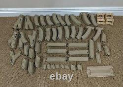 200+ Thomas and Friends Trackmaster Track Lot Tan/Beige, Gullane 2006 Hit Toy Co