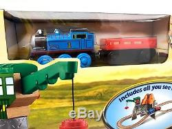 2014 Thomas and Friends Wooden Railway Volcano Park Deluxe Set