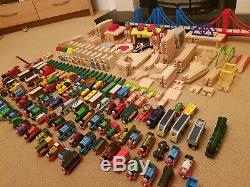 ABSOLUTELY MASSIVE BRIO and THOMAS THE TANK ENGINE TRAIN SET Bundle