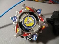 A-100 Wolborg 4 Beyblade G-Revolution Engine Gear Hasbro Open Box Hasbro 2004