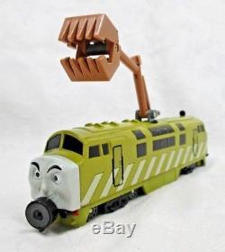 BANDAI Thomas & Friends Tank Engine Die-cast series DIESEL 10 2000 Japan Used