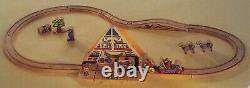BRIO Wooden Egypt Egyptian Adventure Train Set VINTAGE NIP 28 PIECE LOT Thomas