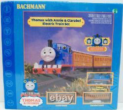 Bachmann 00642 HO Thomas with Annie & Clarabel Electric Train Set