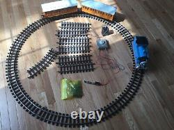 Bachmann G Scale THOMAS THE TANK Engine With Moving Eyes Annie & Clarabel