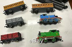 Bachmann Thomas The Tank Engine And Percy with Annie & Clarabel HO Train Set