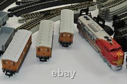 Bachmann Thomas The Train Thomas & Friends Lot Set E-Z Plastic 90+ Track Pieces