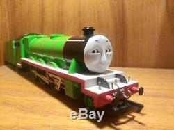Bachmann Thomas the Tank engine's Henry, Annie and Clarabel ho scale model train