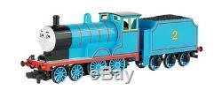 Bachmann Trains H O Thomas the Tank Engine Edward with moving eyes 58746