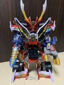 Bandai Power Rangers Mega force Gokaiger DX Gokai oh Engine Mhhalcon Gojyushin