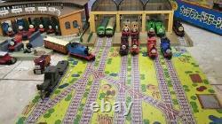 Bandai Thomas & Friends Engine Collection & Knapford StationJAPANF/S