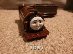 Bertram Thomas Tank Engine Trackmaster Train with Tender