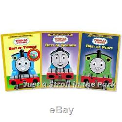 Best of Thomas the Tank Engine & Friends Gordon & Percy Collectors Box/DVD Sets