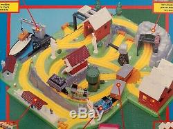 Bluebird Thomas The Tank Engine & Friend Miniature Railway Ertl RARE
