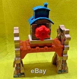 COMPLETE Thomas & Friends Wooden Railway MISTY ISLAND ADVENTURE SET RARE