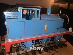 CUSTOM Bachmann G Scale Thomas The Tank Engine (READ DESCRIPTION)