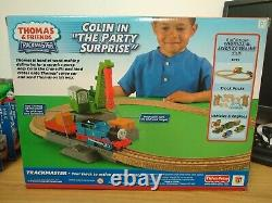 Colin in The Party Suprise Trackmaster Tomy, Thomas & Friends Tank Engine p&p