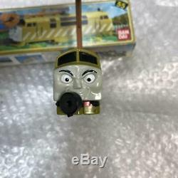 DIESEL10 Thomas Magic Railroad Engine Collection BANDAI Out of Production USED