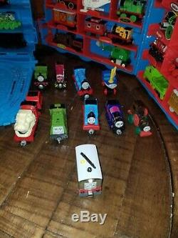 Diecast Thomas the Train Engine Large Lot Take N Play