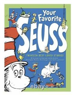 Dr. Seuss If I Ran the Zoo, To Think I Saw it Mulberry Street, McElligots Pool
