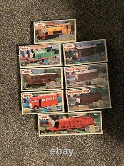 ERTL Shining Time Station Die Cast Gold Rail LOT