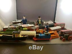 ERTL Thomas The Tank Engine & Friends Train Huge Lot of 50Toys Collectibles