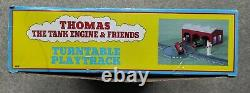 ERTL Thomas the Tank Engine Turntable Play Track Contents Sealed 1996 Vintage