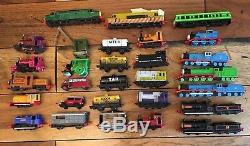 Ertl Thomas the Tank Engine Diecast Trains & Other Vehicles, Lot Of 29