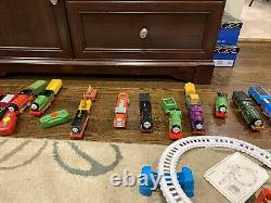 Fisher-Price Thomas & Friends TrackMaster Lot Many sets and Trains