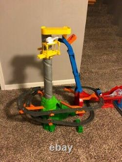 Fisher Price Thomas & Friends TrackMaster Sky-High Bridge Jump COMPLETE