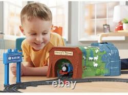 Fisher-price Thomas & Friends All Around Sodor Deluxe Train Set Nib