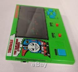 GRANDSTAND TOMY THOMAS THE TANK ENGINE Electronic Game LSI / Tabletop 1984