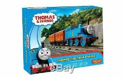 Genuine Hornby Thomas And Friends OO Thomas The Tank Engine Powered Train Set