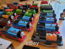 HUGE LOT 65 Thomas & Friends Motorized Trackmaster & Cars Neville Connor Rocket
