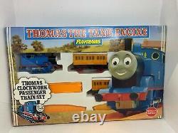 Hornby Playtrains R807 Thomas Clockwork Passenger Train Set