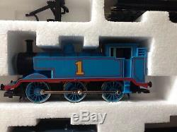 Hornby R181 The World Of Thomas The Tank Engine Train Set OO Gauge Vintage 1980s