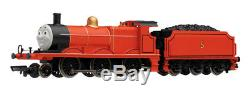 Hornby R9290 Thomas The Tank Engine & Friends James Model Steam Train DCC Ready