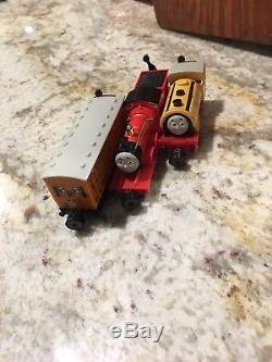 Huge 52 Piece Thomas The Tank Engine 1985-2001 ERTL Diecast Metal Lot