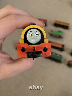 Huge Bachmann Thomas And Friends Lot Thomas, Percy Bill Ben And Wagons