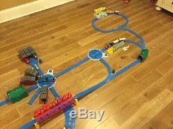 Huge Lot Of Tomy Thomas The Tank Engine Plastic Railroad Stuff