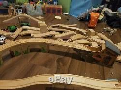 Huge Thomas & Friends Wooden Railway Lot