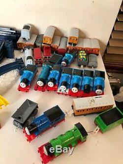 Huge Thomas Tank Tomy Trackmaster Tomica World Train Track Bundle Joblot Vintage