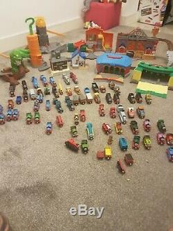 Huge Thomas the Tank Engine bundle. Job lot. All die cast metal. Take and Play