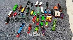 Huge lot of ertl thomas the tank engine and friends toys