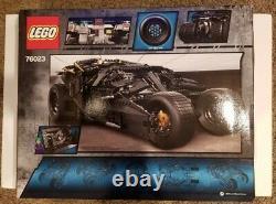 LEGO DC Batman Tumbler 76023 New Joker Factory Sealed Retired HTF