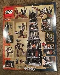 LEGO Lord Of The Rings Tower Of Orthanc New In Box Retired Hard To Find Gandalf
